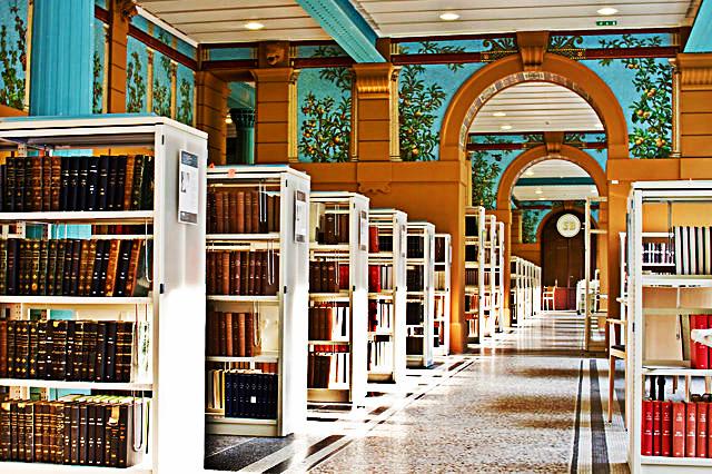 Bibliothèque de la Sorbonne-2