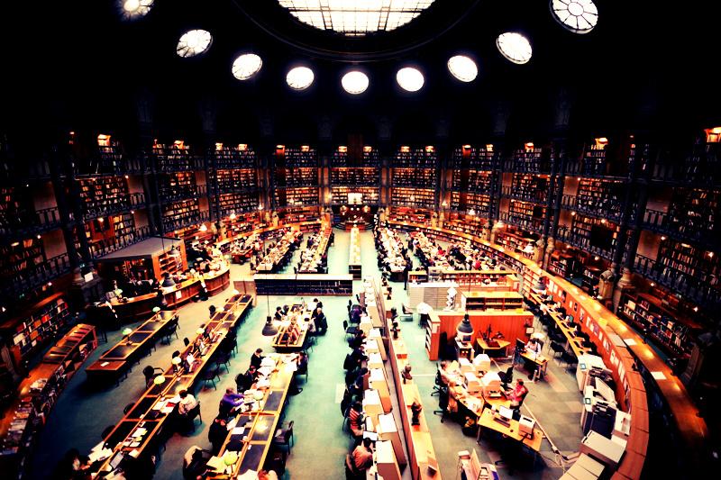 Richelieu Library-1